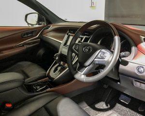 2016 Toyota Harrier 2.0A Premium Panoramic - Steering Wheel