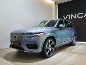 2015 Volvo XC90 Diesel D5 Inscription - Front Angle