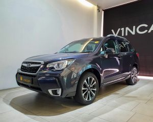 2016 Subaru Forester 2.0XT Sunroof - Front Angle