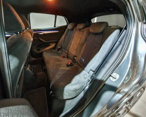 2020 BMW X2 sDrive20i M-Sport X - Back Seat