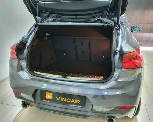 2020 BMW X2 sDrive20i M-Sport X - Boot Space