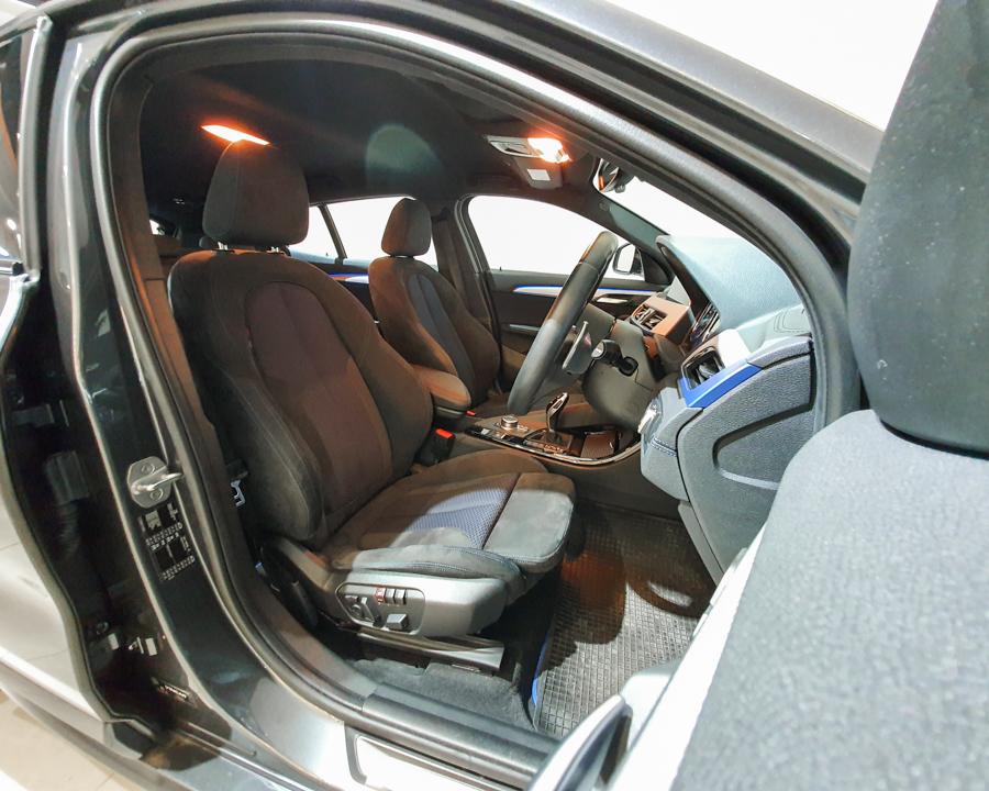 2020 BMW X2 sDrive20i M-Sport X - Driver's Seat