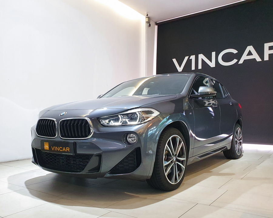 2018 BMW X2 sDrive20i M-Sport X - Front Angle