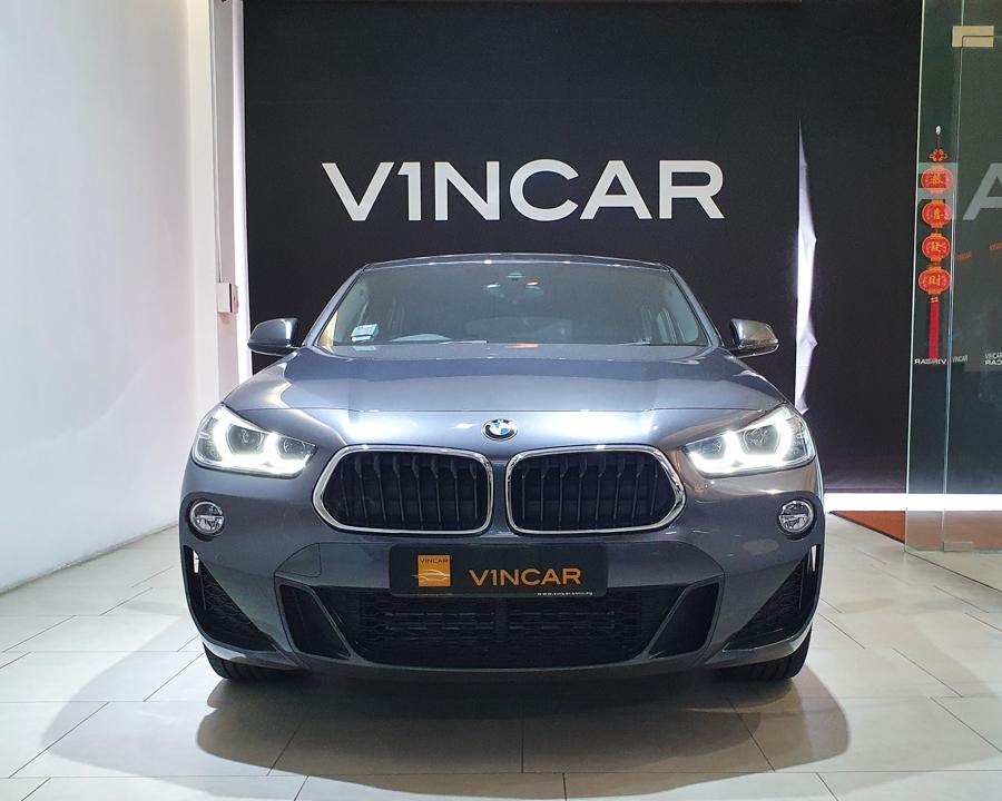 2020 BMW X2 sDrive20i M-Sport X - Front Direct