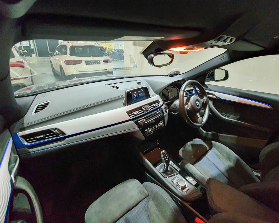 2020 BMW X2 sDrive20i M-Sport X - Interior Dashboard
