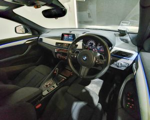 2020 BMW X2 sDrive20i M-Sport X - Steering Wheel