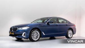 BMW 520i Saloon Luxury Plus (FL2021) - Side Profile