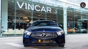 Mercedes-Benz CLS450 AMG Coupe 4MATIC Premium Plus - Front