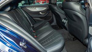Mercedes-Benz CLS450 AMG Coupe 4MATIC Premium Plus - Rear Seat