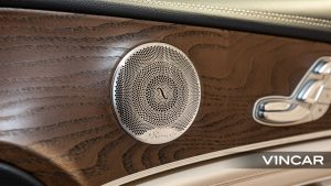 Mercedes-Benz E200 Saloon Exclusive (FL2021) - Burmester Surround Sound System