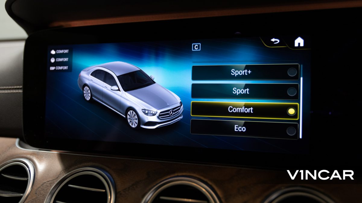 Mercedes-Benz E200 Saloon Exclusive (FL2021) - DYNAMIC SELECT