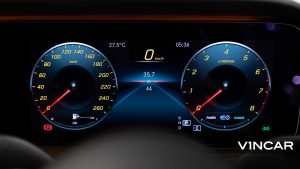 Mercedes-Benz E200 Saloon Exclusive (FL2021) - Digital Gauge