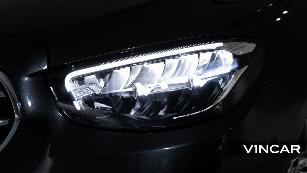 Mercedes-Benz E200 Saloon Exclusive (FL2021) - Headlamp
