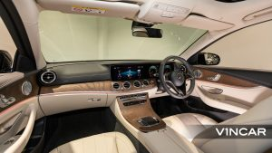 Mercedes-Benz E200 Saloon Exclusive (FL2021) - Interior Dashboard
