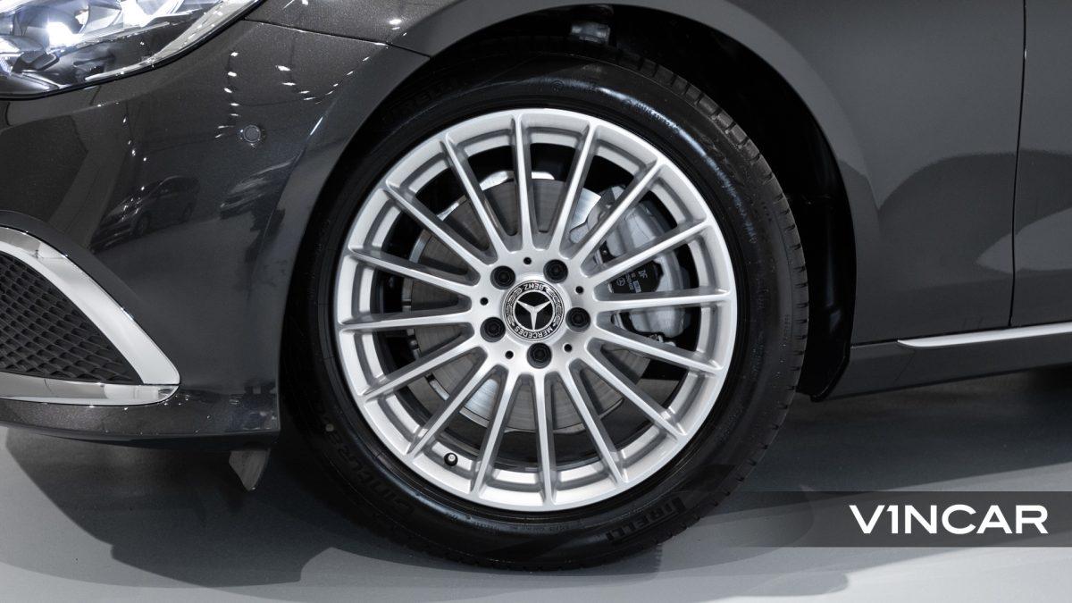 Mercedes-Benz E200 Saloon Exclusive (FL2021) - Wheels