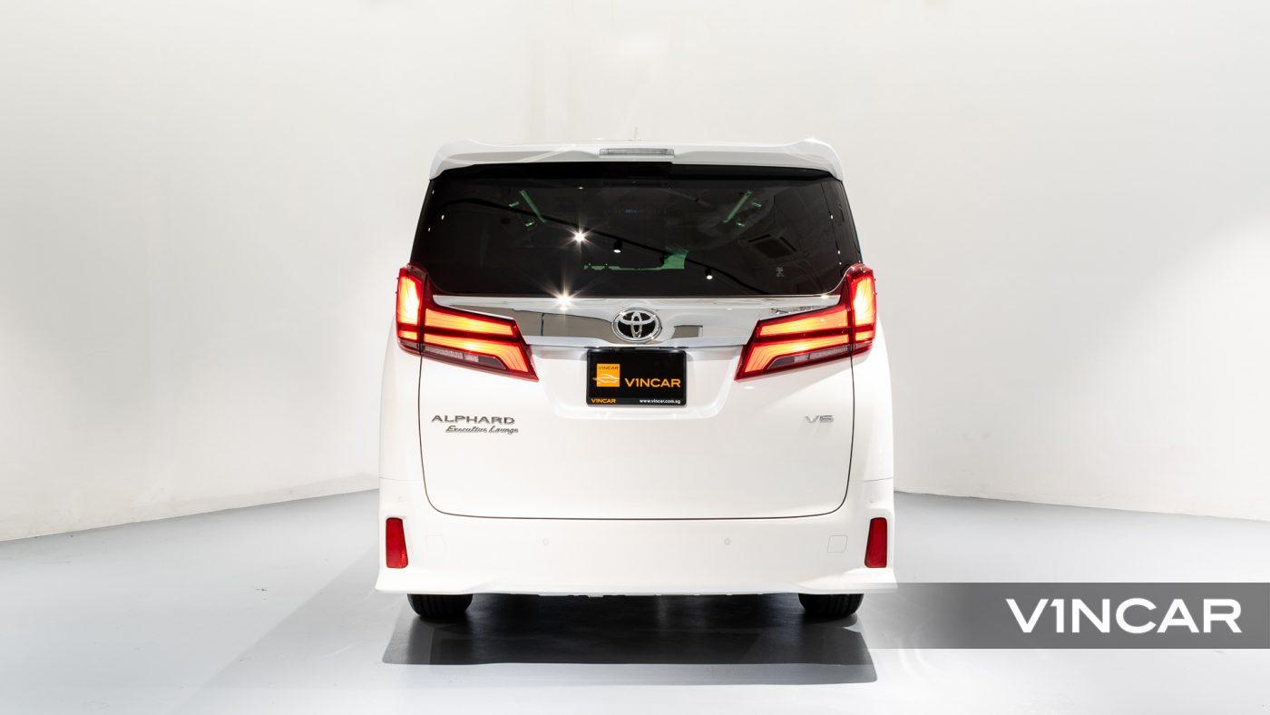 Toyota Alphard 3.5 Executive Lounge S (FL2020) - Rear Direct