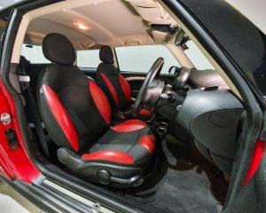 2011 MINI One 1.6A (New 10-yr COE) - Driver's Seat