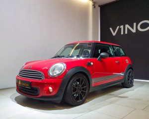 2011 MINI One 1.6A (New 10-yr COE) - Front Angle
