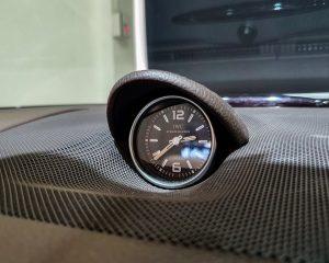 2013 Mercedes-Benz SL-Class SL63 AMG - IWC Analogue Clock