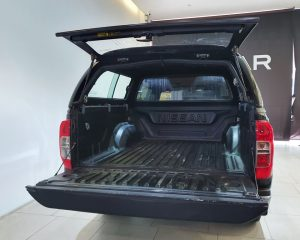 2016 Nissan Navara NP300 Double-Cab - Boot Space