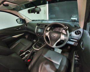 2016 Nissan Navara NP300 Double-Cab - Steering Wheel