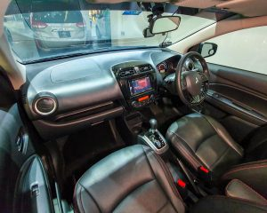 2019 Mitsubishi Attrage 1.2A Sports - Interior Dash
