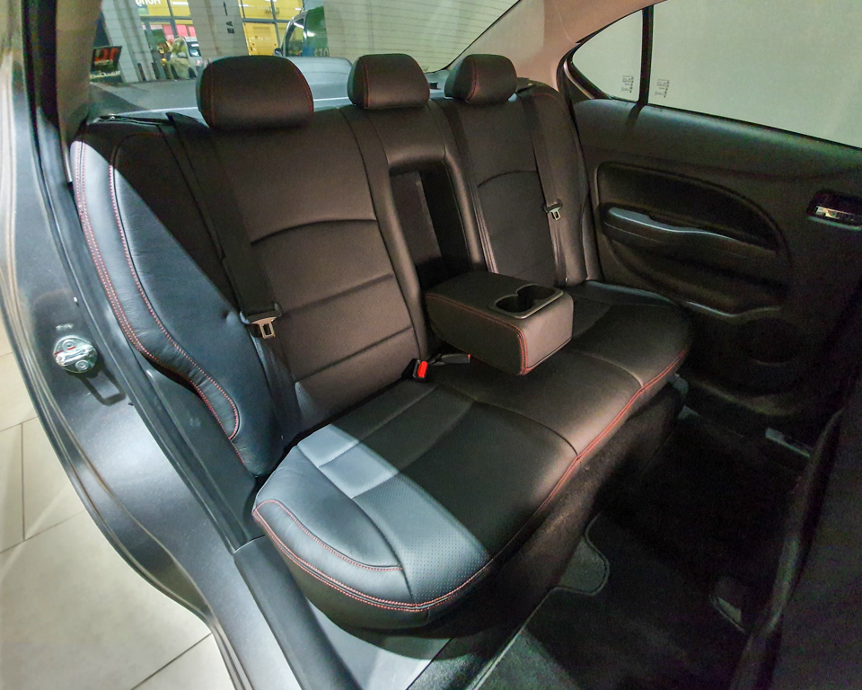 2019 Mitsubishi Attrage 1.2A Sports - Rear Seat