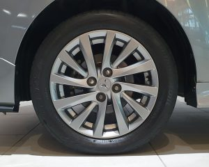 2019 Mitsubishi Attrage 1.2A Sports - Wheels