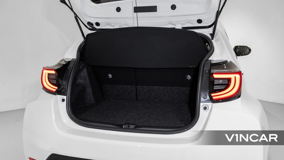Toyota Yaris GR - Boot Space