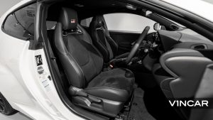 Toyota Yaris GR - Driver Seat
