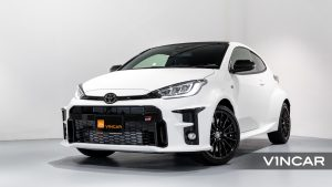 Toyota Yaris GR - Front Angle