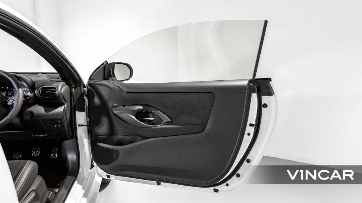 Toyota Yaris GR - Front Door