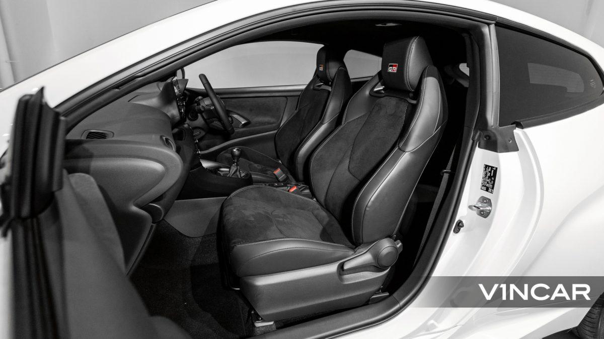 Toyota Yaris GR - Front Passenger Seat