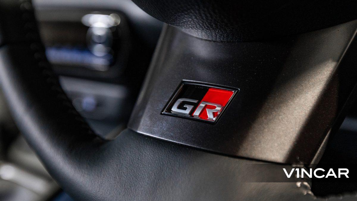 Toyota Yaris GR - GR Badge