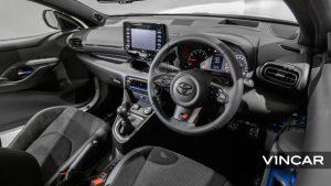 Toyota Yaris GR - Interior Dash