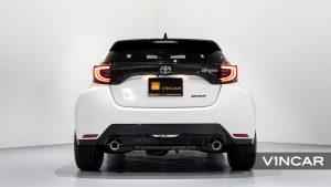 Toyota Yaris GR - Rear Direct