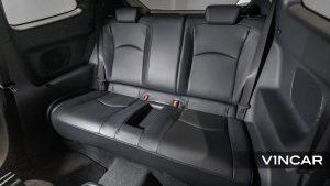 Toyota Yaris GR - Rear Seat