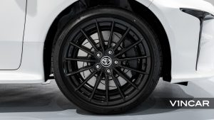 Toyota Yaris GR - Wheels