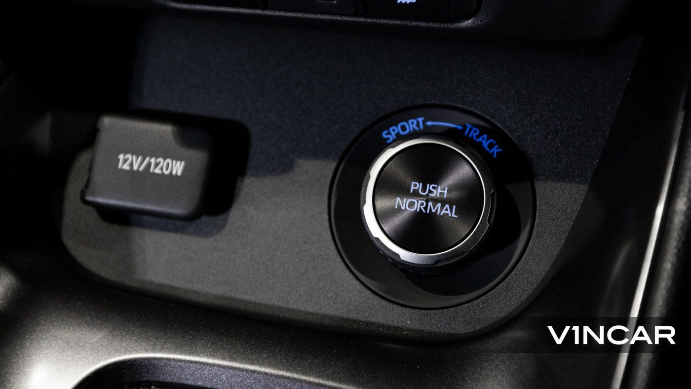 Toyota Yaris GT - 12V Socket