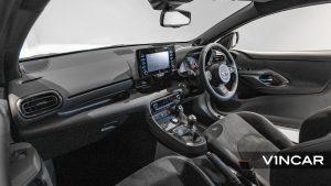 Toyota Yaris GT - Interior Dashboard