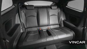 Toyota Yaris GT - Rear Passenger Seat