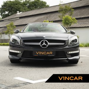 2013 Mercedes-Benz SL-Class SL63 AMG - Front Direct
