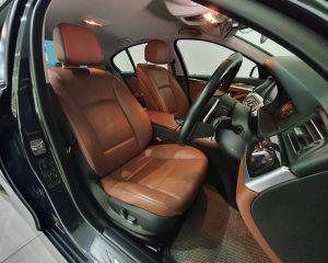 2012 BMW 5 Series 520i (New 10-yr COE) - Driver Seat