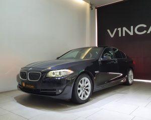 2012 BMW 5 Series 520i (New 10-yr COE) - Front Angle