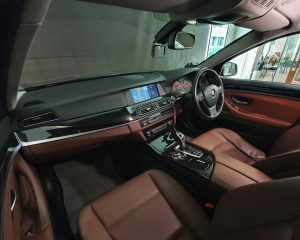 2012 BMW 5 Series 520i (New 10-yr COE) - Interior Dash