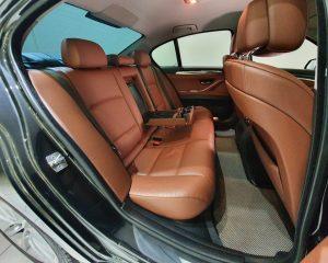 2012 BMW 5 Series 520i (New 10-yr COE) - Rear Seat