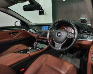 2012 BMW 5 Series 520i (New 10-yr COE) - Steering Wheel
