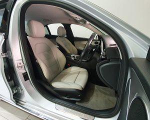 2014 Mercedes-Benz C-Class C180 Exclusive - Driver Seat