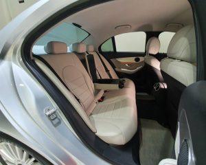 2014 Mercedes-Benz C-Class C180 Exclusive - Rear Seat