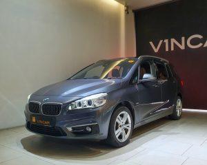 2015 BMW 2 Series 216d Gran Tourer - Front Angle